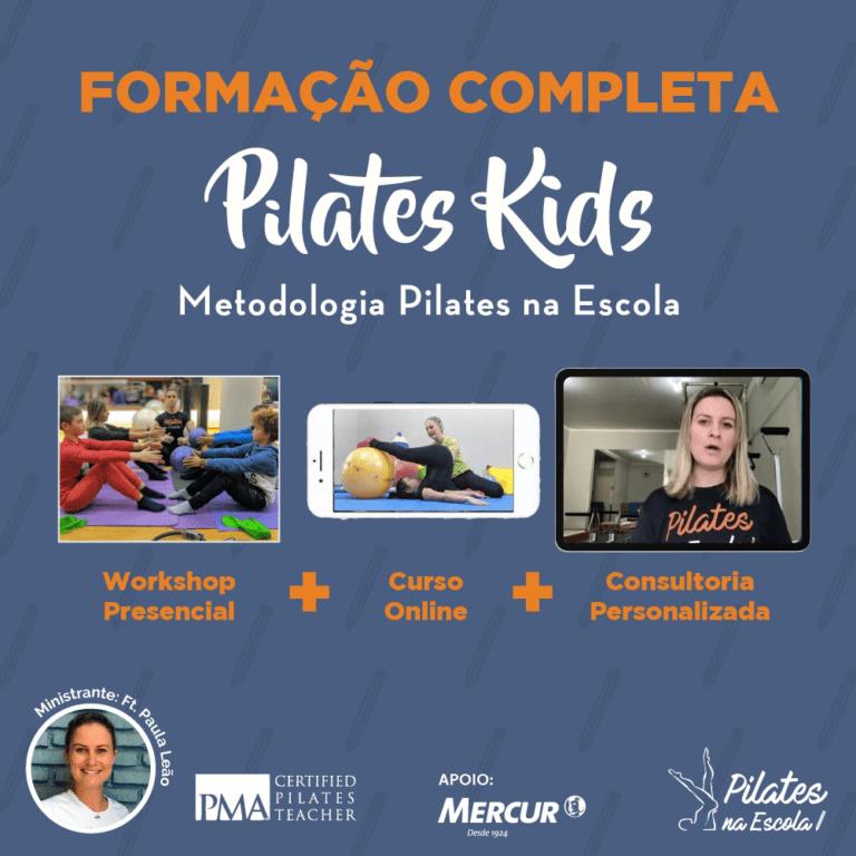 Formação Pilates Kids